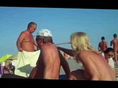 Nude Beach - A stroll along the Beach