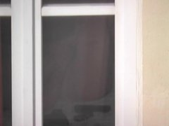 exhib neighbor wants to be watched jerking off