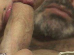 Ass munching and wild sex