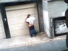 Street Hooker-Public Sex