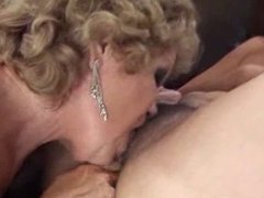 Old - Young Lesbian Groupsex