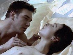 La septieme porte (Threesome erotic scene) MFM
