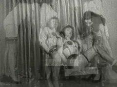 Vintage bondage Betty Page