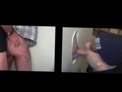 3 Some At Gloryhole Both Sides