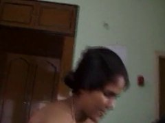 Indian Auntys Blowjob
