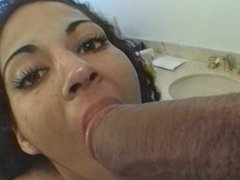 Hairy Cunted And Bursting With Milk