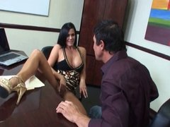 office fuck with hot slut