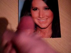 Ashley Tisdale CumTribute #3