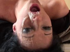Deepthroat and gagging