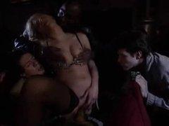 Group Sex At Porno Movie