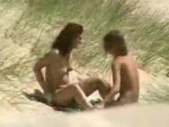 Nude Beach - Hot Lesbians