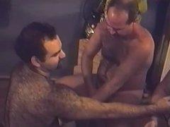 Trio de Bomberos Osos - Bear Firefighters threesome