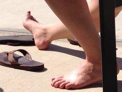 Candid feet #15