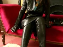 Lots of leather