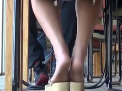 Candid feet #16