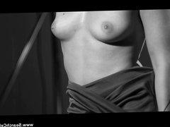 Maia Thomas nude - Black & White & Sex