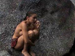 Music clip of Katya Sambuka (Uncensured)