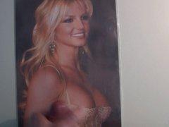 Cum on Britney Spears 30