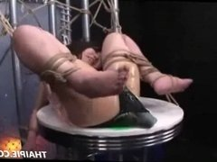 Asian Lube Fisting And Orgasms