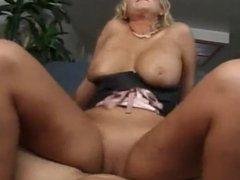 curvy blonde fucked
