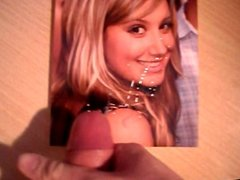 Ashley Tisdale CumTribute #4