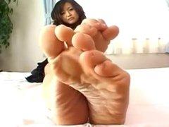Asian sexy feet