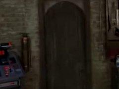 Scary Movie 2 - Masturbation scene.
