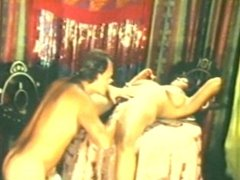 BBW and big tits fortune teller fucked (vintage)