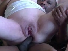 mature ass fucked by black cock