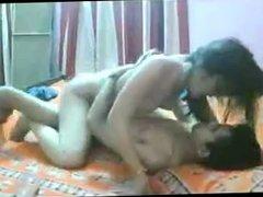 indian couple enjoying sex