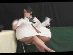 Mindy's Big Fake Tits 6