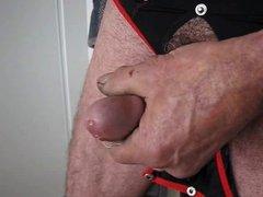 masturbation dans string a pressions