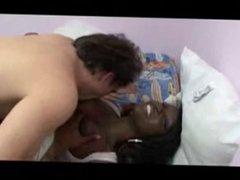 Pregnant Black Girls With White Boys 9!