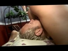 blonde milf bj