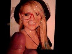 Avril Lavigne CumBlast #3