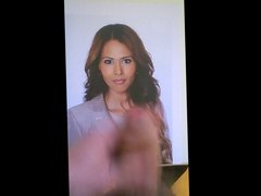 Tribute to swedish newsreader Katarina Sandstrom