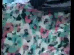 upskirt pink thong