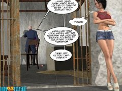 3D Comic: Freehope. Episode 2