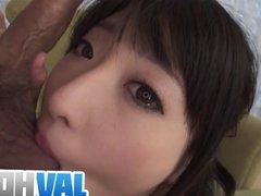 Sexy Arisa Nakano Gives A Great POV Blowjob