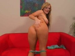 Sophie dee wants the BBC so bad