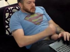 Couch Porn Jerk Off