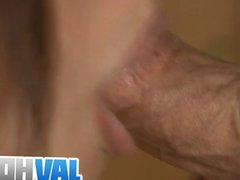Sayas Tight Pussy Pounded Deep In The Bedroom