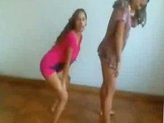 baile muy sexy