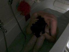 De echte in bad 2