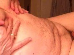Artemus - Man Tits Playing, Stroking and Cuming