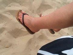 Candid feet #34