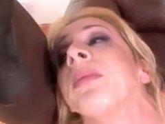 White Slut Likes It Rough!!!!!!!