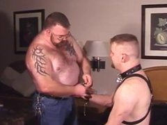 Beefy Bear & Cub Domination