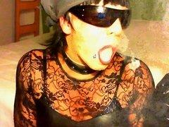 smoking whore & i like that