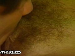 Tracey Adams - Gorgeous Retro Babe Hairy Pussy Drilled